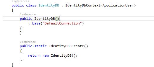 Multi-Migrations - ASP.NET MVC 5 Entities Framework 6